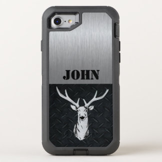 Deer Hunting Otterbox OtterBox Defender iPhone 8/7 Case