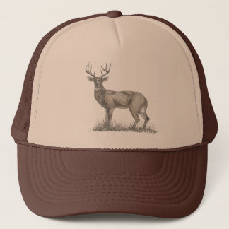 Deer II Trucker Hat