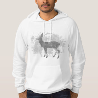 Deer in the Brush Hoodie