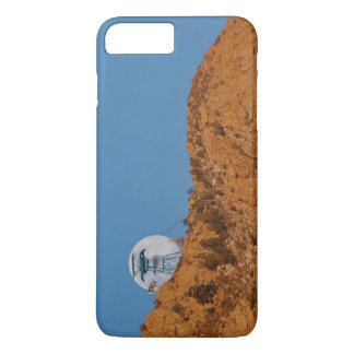 DEER IN THE FULL MOON iPhone 7 PLUS CASE