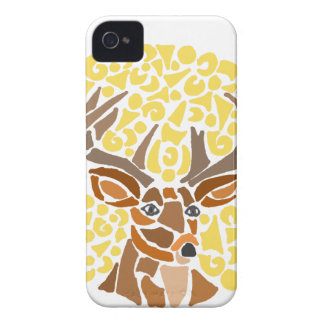 Deer in the Moonlight Art Case-Mate iPhone 4 Cases