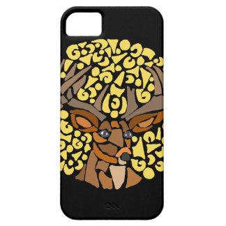 Deer in the Moonlight Art iPhone 5 Cases