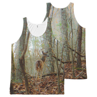 Deer in the wood. Camo Camouflage