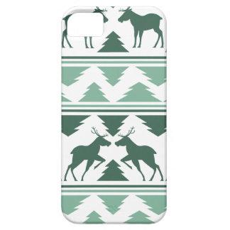 deer in the woods 2 iPhone 5 cases