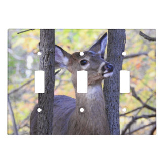Deer in the Woods Light Switch Cover