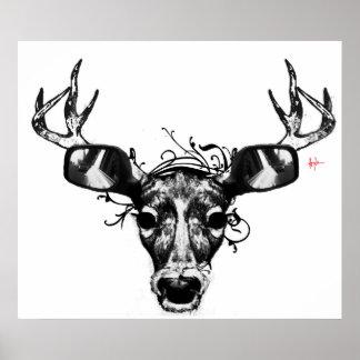 """""""Deer John,"""" Poster"""
