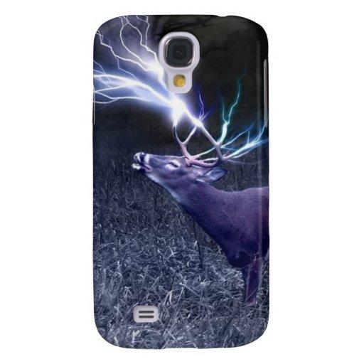 Deer Lightning HTC Vivid / Raider 4G Cover