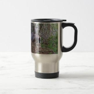 Deer Looking Over Shoulder Mug