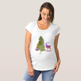 Deer Maternity T-Shirt