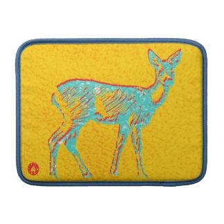 Deer Mind MacBook Sleeve