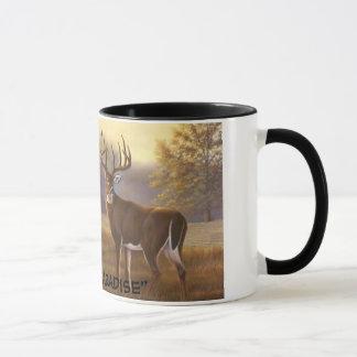 deer, mug