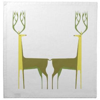 Deer Napkins