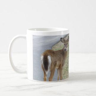 Deer On A Mug