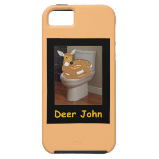 Deer or Dear John iPhone 5 Case