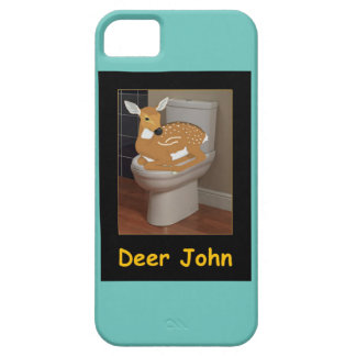 Deer or Dear John iPhone 5 Covers