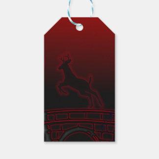 Deer Pack Of Gift Tags