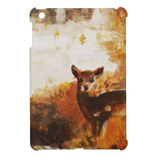 Deer painting case for the iPad mini