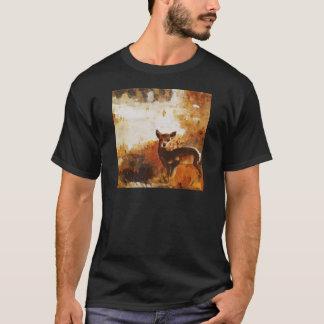 Deer painting T-Shirt