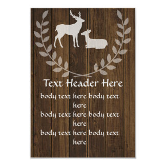 Deer Pair Cards