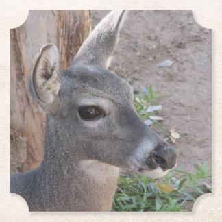Deer Paper Coaster