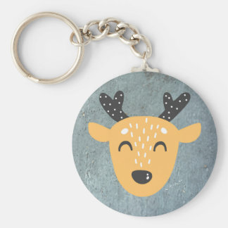 Deer Phase Keychain
