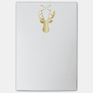 Deer Post-it Notes