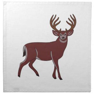 Deer Printed Napkins