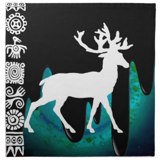 DEER PRODUCTS CLOTH NAPKINS