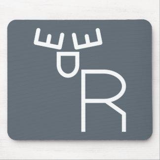 Deer Puzzle Mousepad