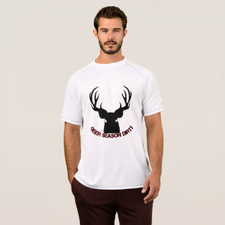Deer Season Dirty tee shirt