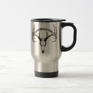 Deer Season Dirty travel mug