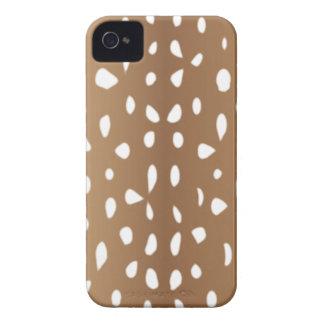 Deer Skin Pattern iPhone 4 Skin Case-Mate iPhone 4 Case