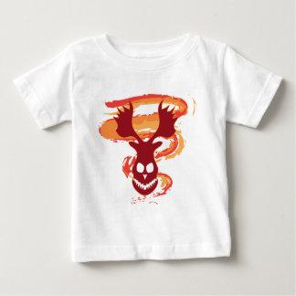 Deer Skull Baby T-Shirt