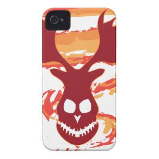 Deer Skull Case-Mate iPhone 4 Case