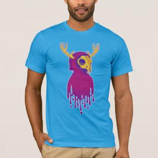 Deer Skull Ghost T-Shirt