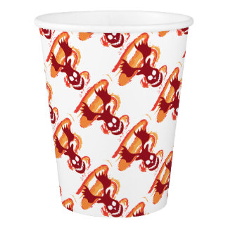 Deer Skull Paper Cup