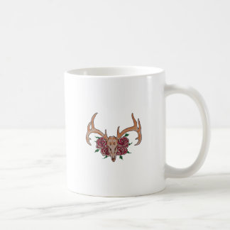 Deer Skull Smaller Coffee Mug