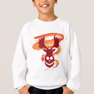 Deer Skull Sweatshirt