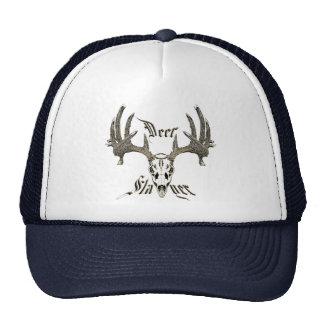 Deer slayer trucker hat