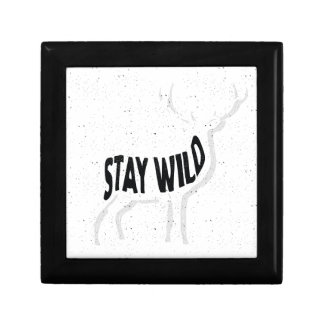 Deer - Stay wild Gift Box