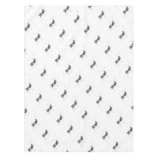Deer - Stay wild Tablecloth