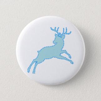 deer stencil 2.2.7 2 inch round button