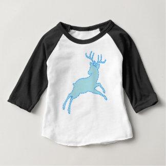 deer stencil 2.2.7 baby T-Shirt