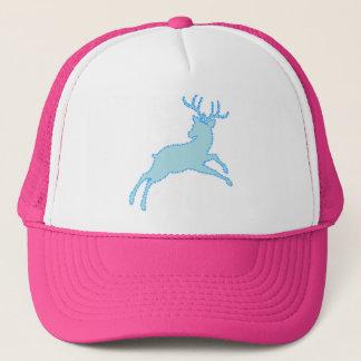 deer stencil 2.2.7 trucker hat