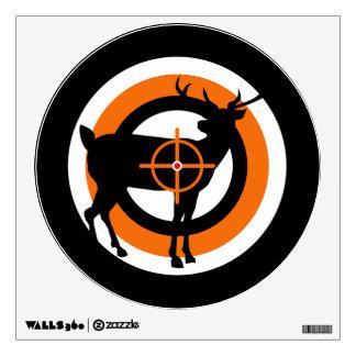 Deer Target Wall Decal