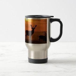 Deer Thermal Mug