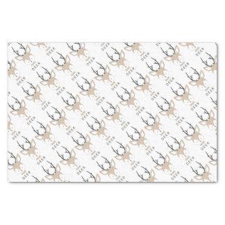 Deer Tissue Paper