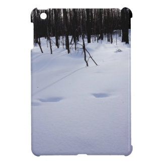 Deer tracks cover for the iPad mini