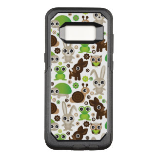deer turtle bunny animal wallpaper OtterBox commuter samsung galaxy s8 case