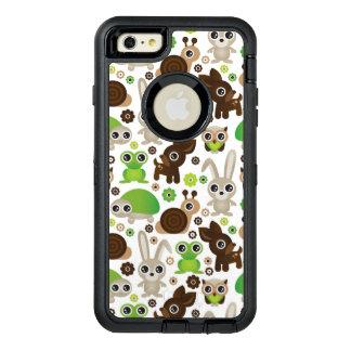deer turtle bunny animal wallpaper OtterBox iPhone 6/6s plus case
